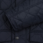 Мужская стеганая куртка Barbour Shorelark Quilted Navy фото- 3