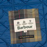 Мужская стеганая куртка Barbour Shorelark Quilted Navy фото- 4
