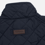 Мужская стеганая куртка Barbour Shorelark Quilted Navy фото- 5