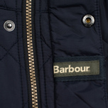 Мужская стеганая куртка Barbour Shorelark Quilted Navy фото- 6