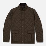 Мужская стеганая куртка Barbour Tiller Quilted Olive фото- 0
