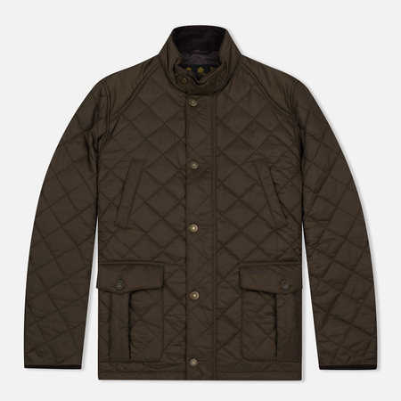 Barbour Tiller Men's Quilted Jacket Navy