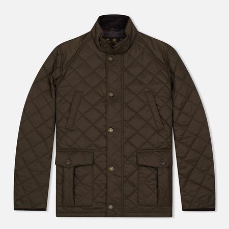 Мужская стеганая куртка Barbour Tiller Quilted Olive