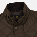 Мужская стеганая куртка Barbour Tiller Quilted Olive фото- 1
