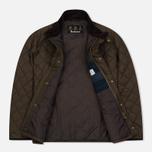 Мужская стеганая куртка Barbour Tiller Quilted Olive фото- 2
