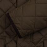Мужская стеганая куртка Barbour Tiller Quilted Olive фото- 3