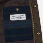 Мужская стеганая куртка Barbour Tiller Quilted Olive фото- 4