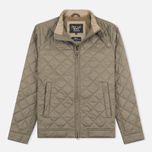 Barbour x Land Rover Exhibition Dusty Men's Quilted Jacket Olive photo- 0