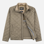 Barbour x Land Rover Exhibition Dusty Men's Quilted Jacket Olive photo- 1