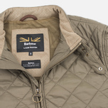 Barbour x Land Rover Exhibition Dusty Men's Quilted Jacket Olive photo- 2