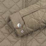 Barbour x Land Rover Exhibition Dusty Men's Quilted Jacket Olive photo- 5