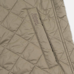Barbour x Land Rover Exhibition Dusty Men's Quilted Jacket Olive photo- 6