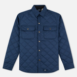Мужская стеганая куртка Bleu De Paname Quilted Tankiste Marine фото- 0
