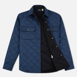 Мужская стеганая куртка Bleu De Paname Quilted Tankiste Marine фото- 1