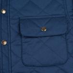 Мужская стеганая куртка Bleu De Paname Quilted Tankiste Marine фото- 4