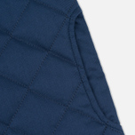 Мужская стеганая куртка Bleu De Paname Quilted Tankiste Marine фото- 6