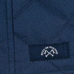 Мужская стеганая куртка Bleu De Paname Quilted Tankiste Marine фото- 7