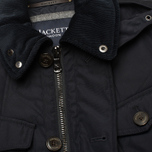 Hackett Fenton Men's Jacket Navy photo- 4