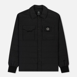 Мужская теплая рубашка MA.Strum Cusk Overshirt Jet Black фото- 0