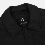 Мужская теплая рубашка MA.Strum Cusk Overshirt Jet Black фото- 1