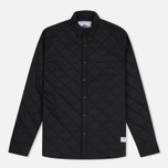 Мужская теплая рубашка Penfield Kemsey Quilted Black фото- 0