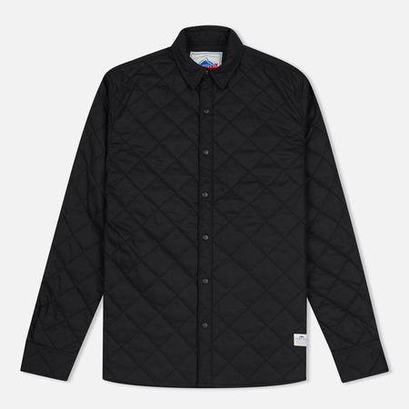 Мужская теплая рубашка Penfield Kemsey Quilted Black