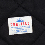 Мужская теплая рубашка Penfield Kemsey Quilted Black фото- 3