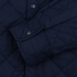 Мужская теплая рубашка Penfield Kemsey Quilted Navy фото- 2