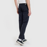 Мужские брюки Carhartt WIP Sid 8.6 Oz Dark Navy Rinsed фото- 2
