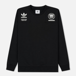 Мужская толстовка adidas Originals x Neighborhood Commander Black фото- 0