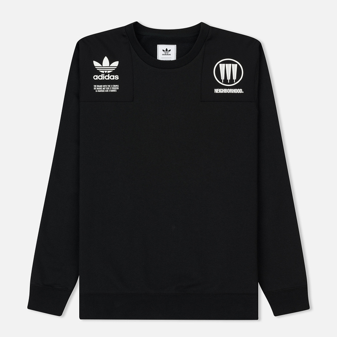 Мужская толстовка adidas Originals x Neighborhood Commander Black