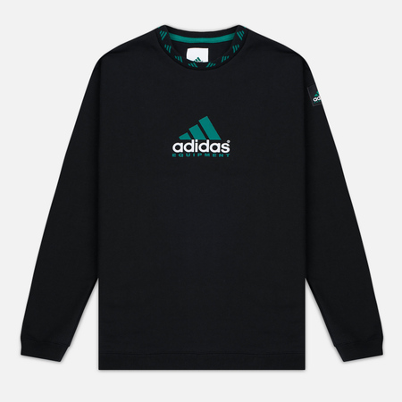 Мужская толстовка adidas Originals EQT Crew Neck Sweat Black
