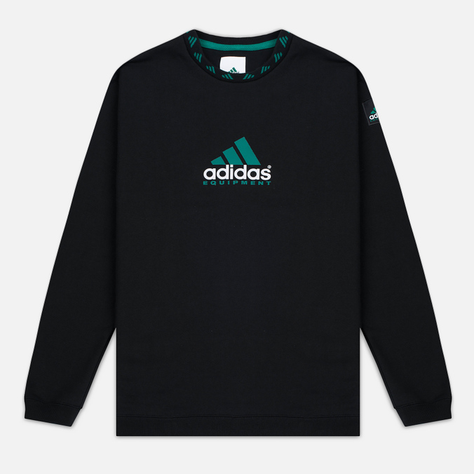 adidas EQT Crew Neck Sweat Women's Sweatshirt Black