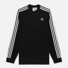 Мужская толстовка adidas Originals 3-Stripes Crew Black фото- 0