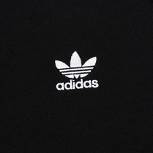 Мужская толстовка adidas Originals 3-Stripes Crew Black фото- 2