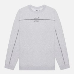 Мужская толстовка adidas Originals Crew Light Grey Heather