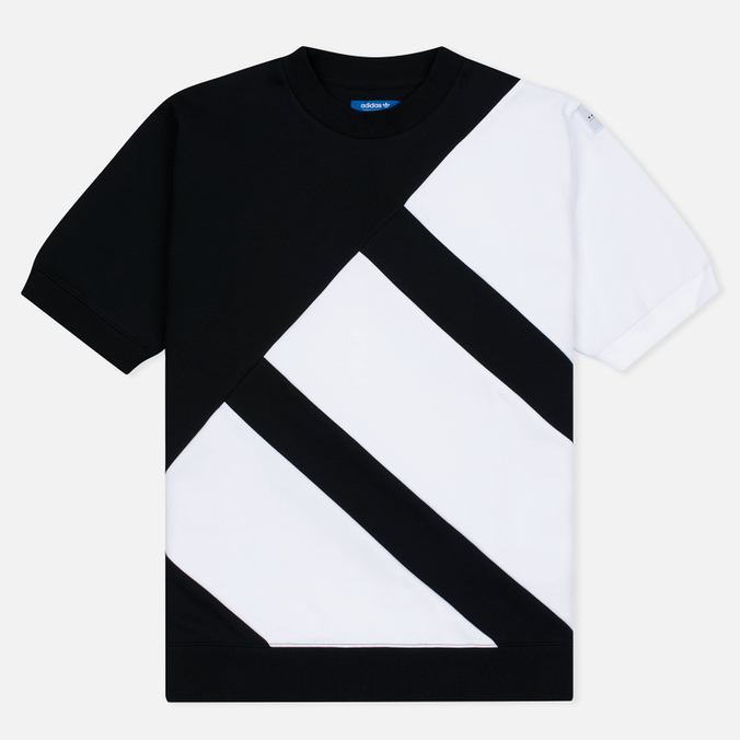 Мужская футболка adidas Originals EQT Boxy Crew Black