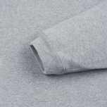 Мужская толстовка adidas Originals EQT Crew Grey/Green/Black фото- 4