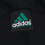 adidas Originals EQT Hodded Full Zip Men's Hoodie Black photo- 3
