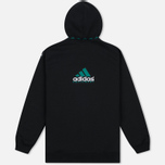 adidas Originals EQT Hodded Full Zip Men's Hoodie Black photo- 4