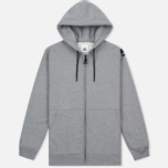 Мужская толстовка adidas Originals EQT Hodded Full Zip Grey фото- 0