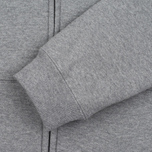 adidas Originals EQT Hodded Full Zip Men's Hoodie Grey photo- 2