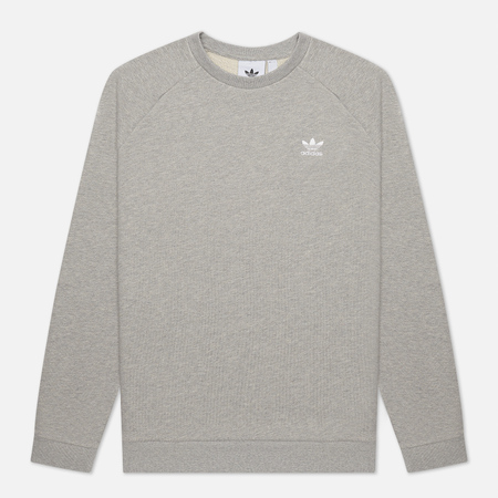 Мужская толстовка adidas Originals Essential Crew Medium Grey Heather