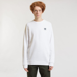 Мужская толстовка adidas Originals Essential Crew White фото- 1