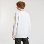 Мужская толстовка adidas Originals Essential Crew White фото- 3