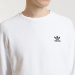 Мужская толстовка adidas Originals Essential Crew White фото- 2