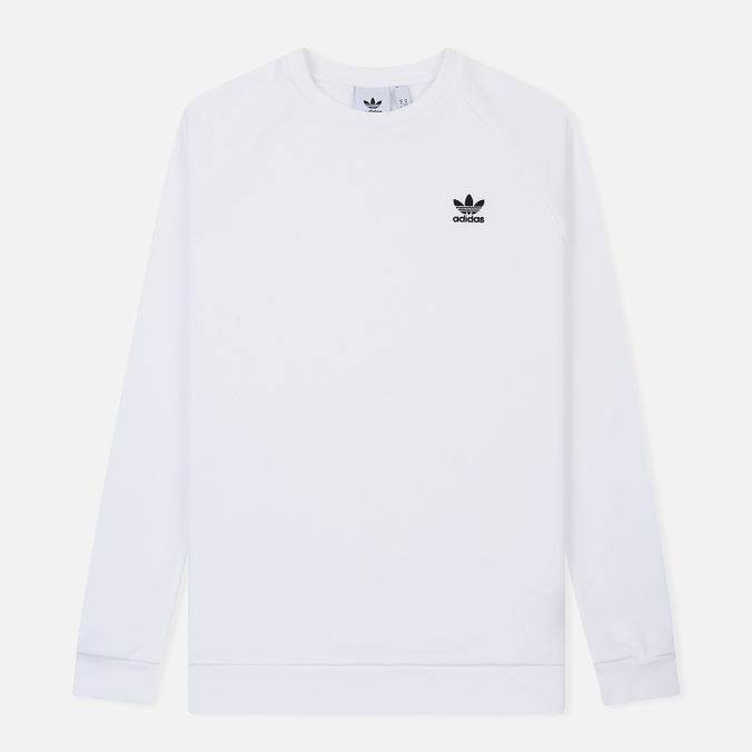 Мужская толстовка adidas Originals Essential Crew White