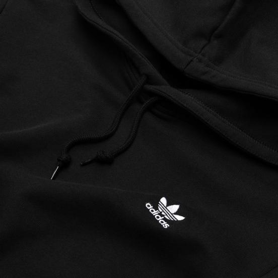 Мужская толстовка adidas Originals Essential Hoodie Black