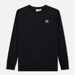 Мужская толстовка adidas Originals Essentials Crewneck Black фото- 0