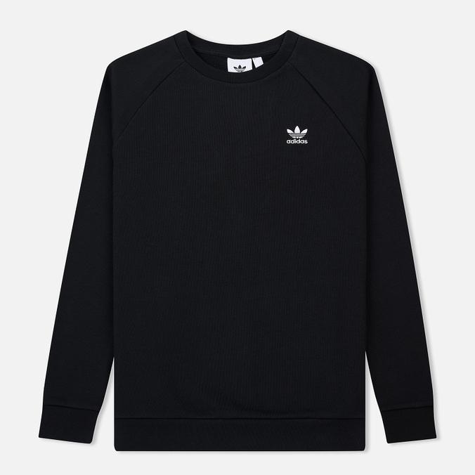 Мужская толстовка adidas Originals Essentials Crewneck Black